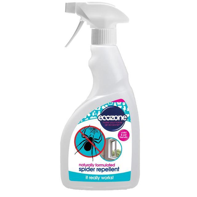ECOZONE Přírodní odpuzovač pavouků 500ml