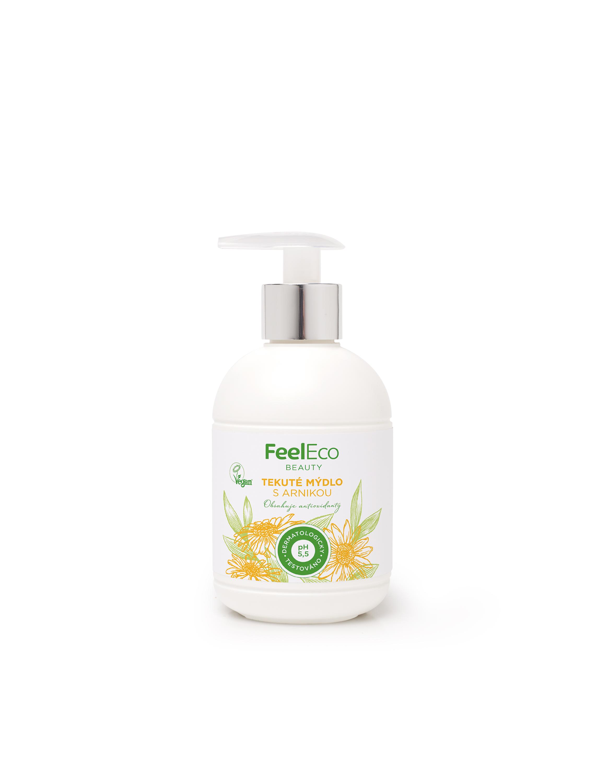 Feel Eco tekuté mýdlo s arnikou 300ml