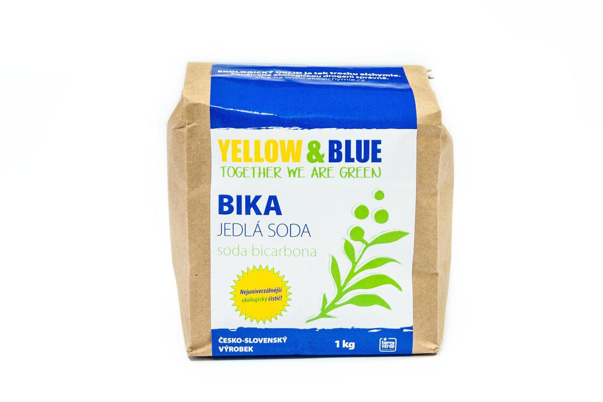 Yellow & Blue bika jedlá soda sáček 1kg