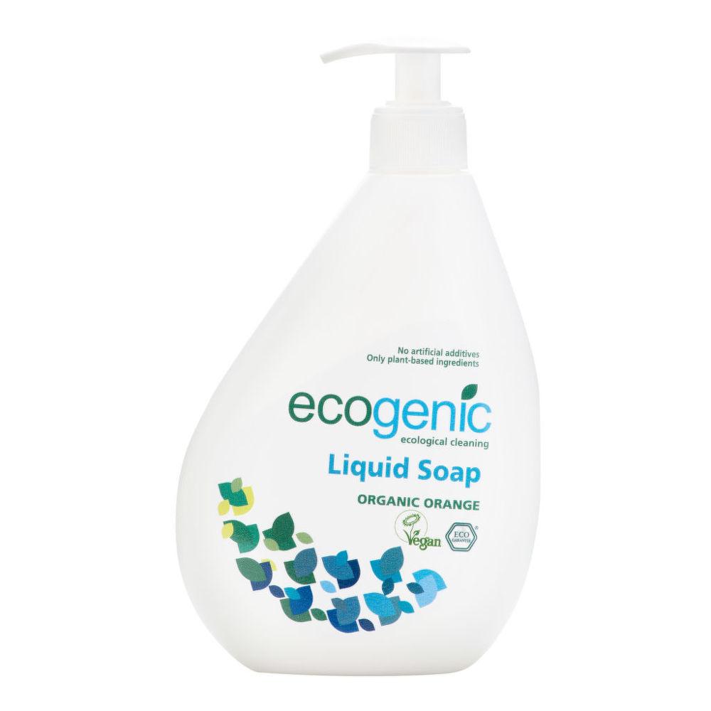 ECOGENIC Tekuté mýdlo s pomerančem 500ml