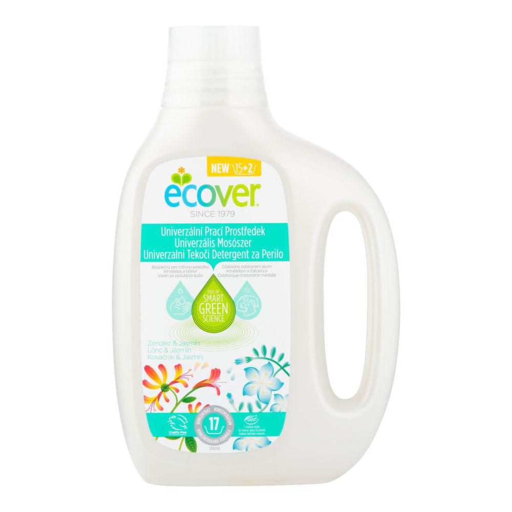 ECOVER tekutý prací prostředek na barevné a bílé prádlo 850ml