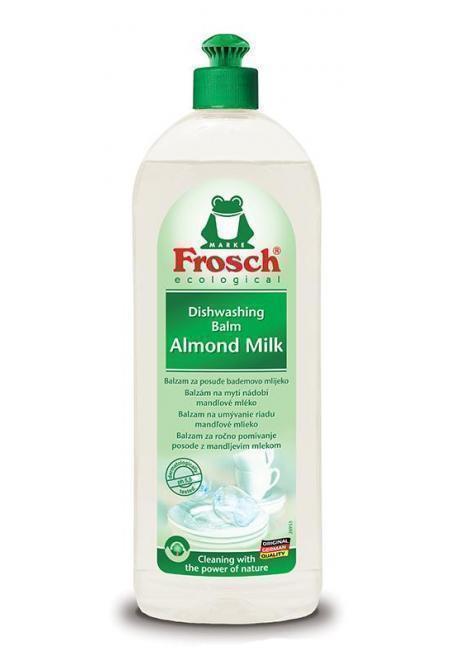 Frosch EKO Balzám na nádobí mandlové mléko 750ml