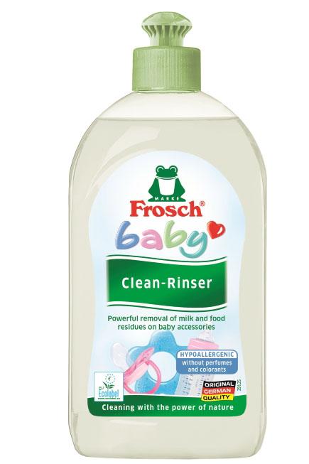Frosch mycí prostředek na kojenecké láhve a dudlíky 500ml