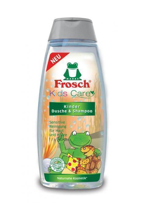 Frosch EKO 2v1 Sprchový gel a šampon pro děti 250ml