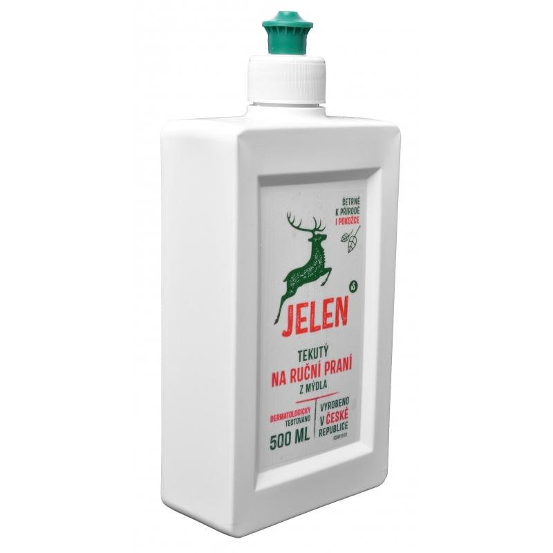 Jelen tekuté mýdlo na ruční praní 500ml