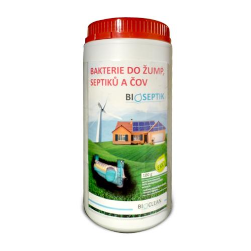 Bioclean Bioseptik bakterie do žump a septiků 1kg