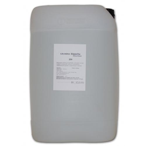 Bioclean Enzymatický odstraňovač zápachu OdourClean 25l