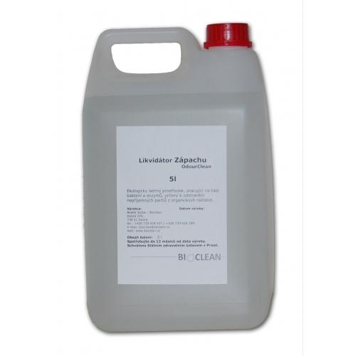 Enzymatický odstraňovač zápachu OdourClean 5l