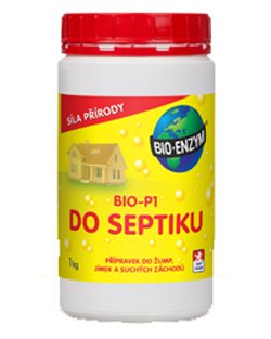 BIO-P1 do Septiku 1kg