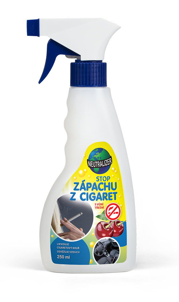 STOP zápachu z cigaret 250ml