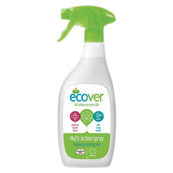 Ecover čistič pro domácnost s rozprašovačem 500ml