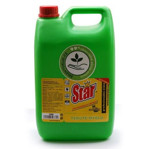 Everstar Zelený úklid Tekuté mýdlo 5l