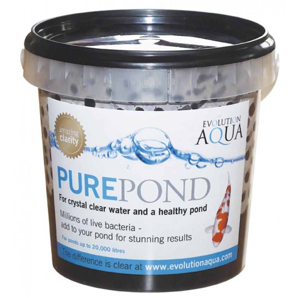 Pure Pond Black Balls 1000ml