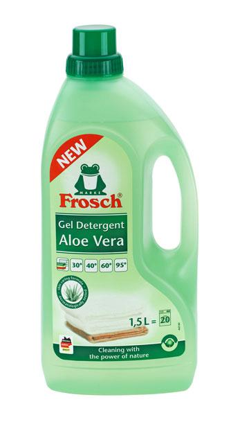 Frosch Na praní aloe vera 1,5l