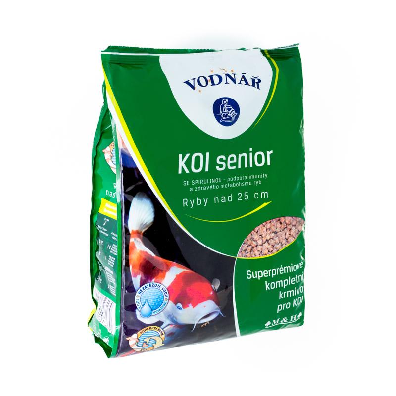 Vodnář KOI senior 0,5kg