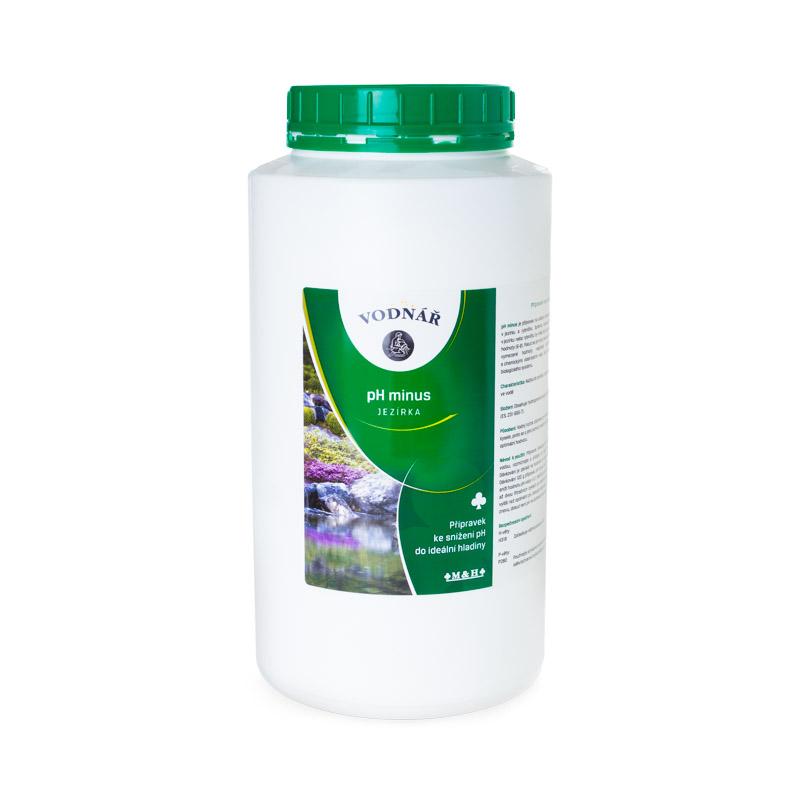 Vodnář pH minus Jezírka 3kg