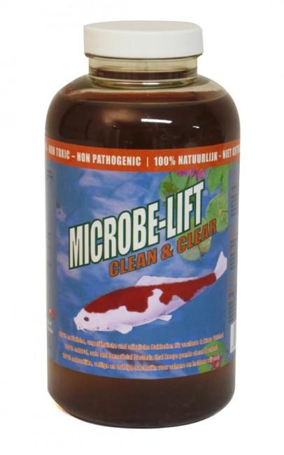Microbe-lift Clean Clear 0,5l