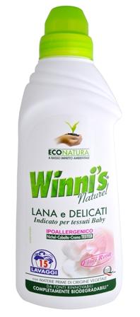 Winni´s EcoNatura Lana na vlnu a jemné tkaniny 750ml