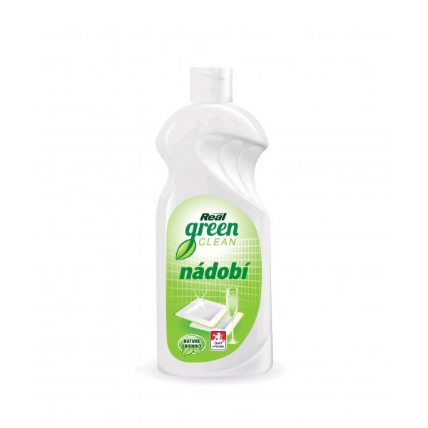 Real Green Clean Nádobí prostředek na nádobí 500ml