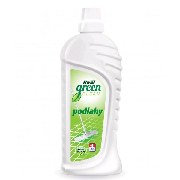 Real Green Clean Podlahy mycí prostředek na podlahy 1l