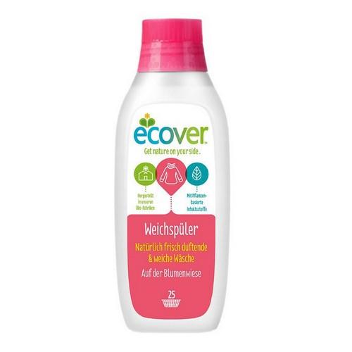 Ecover tkaninová aviváž květy 750ml