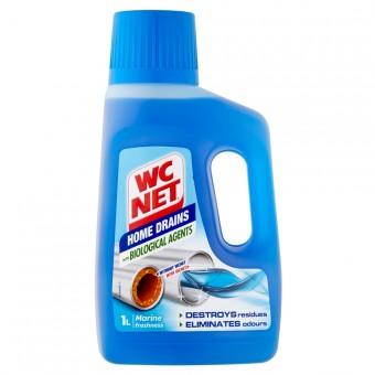 WC NET žrout zápachu z odpadu marine 1l