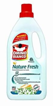 Omino Bianco Nature fresh tekutý prací prostředek 2600ml