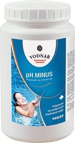 Vodnář pH minus 3kg