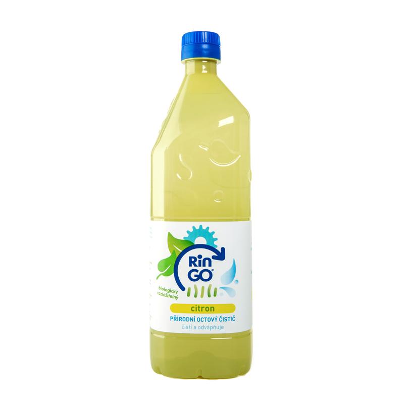 RinGo Citron přírodní octový čistič 1l