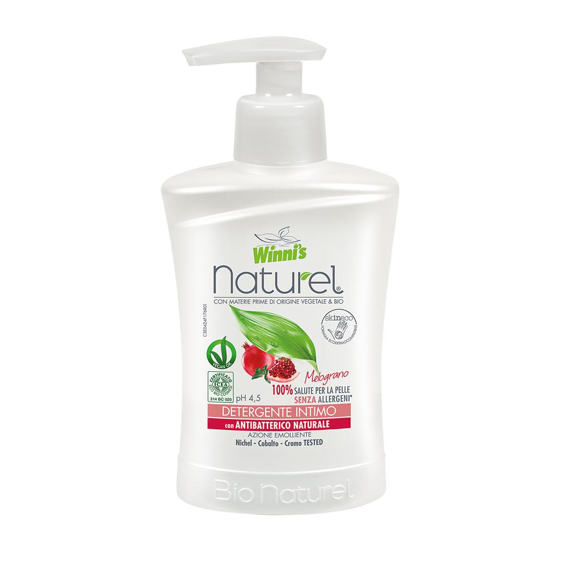 Winni´s naturel sapone mani melograno 250ml