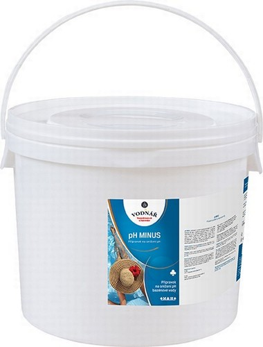 Vodnář pH minus 15kg