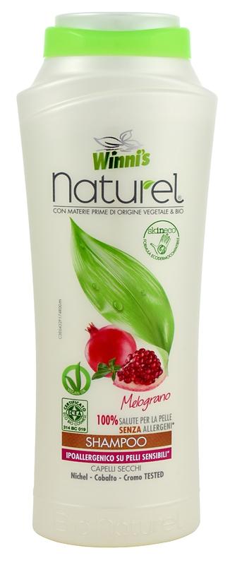 Winni´s Naturel Shampoo melograno šampon 250ml