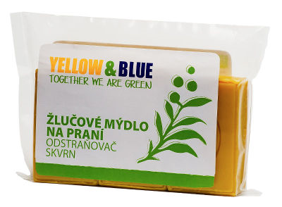 Yellow & Blue žlučové mýdlo na praní 140g
